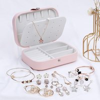 Wholesale bio silver for sale - Group buy Super Quality Lover Hearts Fashion Jewelry Boxes Packaging set For Bracelet Silver Rings Original box Womens Gift bags