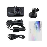 cámara de calidad al por mayor-Alta calidad 3 pulgadas Full HD Real 1080 P Grabador de video DVR para automóvil Cámara de conducción Grabadora de conducción Grabadora de video automática Tarjeta de memoria Dash Cam Sensor G