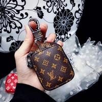 ingrosso borse della moneta animale del tessuto-9Color Zipper Bag Cavo per auricolare Mini Box Scheda SD portatile Coin Purse Headphone Bag Carrying Pouch Pocket Case Cover Storage Headset