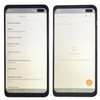 goophone 32g al por mayor-GooPhone 10 Plus 6.5 pulgadas 10+ GooPhone 10 Plus Cara Iris Quad ID WCDMA 3G Core 1 GB de RAM de 8 GB ROM Android 9.0 Cámara de 8.0 megapíxeles Mostrar 5G 8GB 512GB