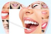 ingrosso il dente dei denti sceglie il filo-50 pz / scatola Filo Interdentale Spazzolino Spazzolino Interdentale Denti Bastone Dental Dental Care Stuzzicadenti Floss Pick Doppia Testa