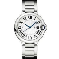 relógios de luxo de aço inoxidável venda por atacado-Novo modelo lady watch cor rosa luxo mulheres relógio pulseira de aço inoxidável mulheres relógios de pulso amante relógio relogio masculino 15 pcs dhl livre