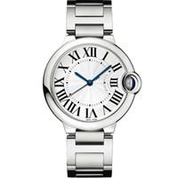 modelos rosados al por mayor-Nuevo modelo de reloj de señora Color rosado Reloj de lujo para mujer Reloj de pulsera de acero inoxidable Reloj de pulsera para mujer Reloj relogio masculino 15pcs libre de DHL