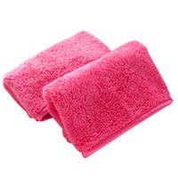 макияжное полотенце оптовых-40 * 18 см из микрофибры для снятия макияжа полотенце многоразовые магия для снятия макияжа вытирает салфетки для чистки лица полотенце B11