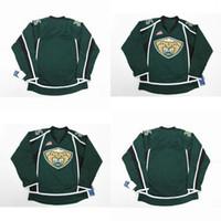 trajes quentes dos homens venda por atacado-Costume Everett Silvertips Jerseys Mens Womens Juventude 100% Bordado cusotm qualquer nome qualquer número Venda Quente Gelo Hóquei No Gelo Jerseys
