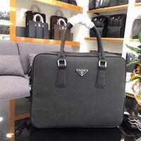 ingrosso borsa arancione modello-Borsa a tracolla da uomo di lusso di design di lusso borsa a tracolla moda di alta qualità in pelle moda uomo borsa zaino portafoglio