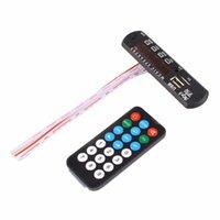 auto ferndecoder großhandel-12 V Micro Musik Lautsprecher USB Stromversorgung TF Radio MP3 Decoder Board Audiomodul Codeleser Für Autoradio Remote Scan Tools