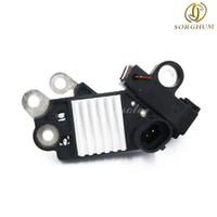 regulador de voltaje para alternador al por mayor-Regulador de voltaje del alternador automático para DELCO A500008Z 3G24 DEC504 3051
