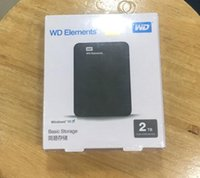 Wholesale hdd hard disk external for sale - NEW quot USB3 External Hard Drive TB Black HDD Portable disk Hot sales Year Warranty
