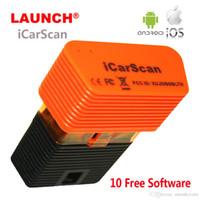 citroen obd tarayıcı toptan satış-10 Yazılımı ile Android iOS OBD2 X431 IDIAG Easydiag M-tanılama için iCarScan Otomatik Teşhis Aracı OBD OBDII Motor Tarayıcı Tam Sistemi başlatın