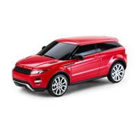 escala de rádio venda por atacado-Licenciado 4ch Mini Rc Carros Máquinas No Rádio Controlado Escala Range Rover Evoque 1: 24 Brinquedos de Controle Remoto Meninos Presentes 46909