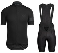 Wholesale rapha bicycle clothing for sale - Group buy 2019 Pro team Rapha Cycling Jersey Ropa ciclismo road bike racing clothing bicycle clothing Summer short sleeve riding shirt XXS XL rrmall