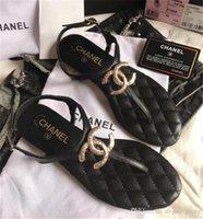 sacos sandálias venda por atacado-Top Homens Mulheres Sandálias com Corrigir Flor Caixa de Saco de Pó Sapatos De Grife de Cobra Impressão Deslizante Verão Moda Ampla Sandália Plana Sandálias