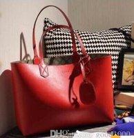 ingrosso bello borse del progettista-il nuovo stilista presenta borse in vera pelle di alta qualità per le borse della spesa delle madri famose per il marchio