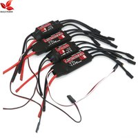 Wholesale esc for helicopter resale online - 4pcs Build Power Blheli Esc a a a Esc Speed Controler With Ubec s For Rc Fpv Quadcopter Rc Airplanes Helicopter J190719