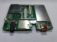 placa base de envío gratis al por mayor-Anfilite 10 PCS Envío gratis coche camión CE6.0 gps navegación GPS navegador 128M 256M 4GB 8GB 16GB BT bluetooth avin motherboard