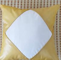 Wholesale tassel diy resale online - 40 cm DIY Sublimation pillow case cover with Tassel Blank Pillow Case Fashion for Heat Press Print Cushion Cover LJJK1749