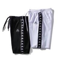 спортивные бренды оптовых-Модные мужские женские брюки Jogger New Фирменные спортивные брюки на шнуровке женские High Fashion короткие штаны Дизайнерские бегуны