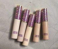 Wholesale dry chocolate resale online - 2019 New Shape Tape Concealer Contour Colors Concealer Light Light Medium Medium Fair Light Sand ml Good Quality