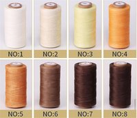 Wholesale diy garden tools for sale - Group buy Hot Garden Home High Quality Durable Meters mm D Leather Waxed Thread Cord for DIY Handicraft Tool Hand Stitching Thread
