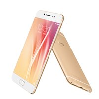 Wholesale pink cell phone usb camera for sale - Group buy Original VIVO X7 G LTE Cell Phone GB RAM GB ROM Snapdragon Octa Core Android inches MP OTG Fingerprint ID Smart Mobile Phone