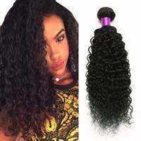 Wholesale mongolian curly hair weave sale for sale - Group buy Brazilian Kinky Curly Virgin Hair Weft Brazilian Virgin Human Hair Brazilian Kinky Curly Virgin Hair Human Weave Curly On Sale