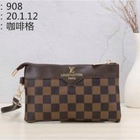 Wholesale korean ladies denim resale online - 2018 Mens Brand Wallet Leather With Wallets For Men Purse snake Tiger bee Wallet Men Wallet