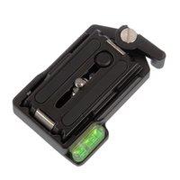 placa de montaje de liberación rápida al por mayor-Abrazadera de placa de liberación rápida de montaje en tornillo de 1/4