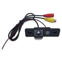 câmera skoda venda por atacado-Atacado Especial de Estacionamento Câmera de Visão Traseira para Skoda Octavia MK1 MK2 Backup Invertendo Câmera # 1612