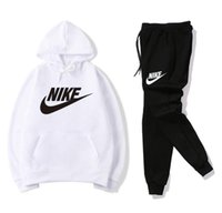 Wholesale clothing for yoga for sale - Group buy New Tracksuits for Women Men Hoodies Sweatshirts Suits Fashion Autumn Man Hoodies Sweatshirts Mens Clothing unisex coat with pants FSSS12118