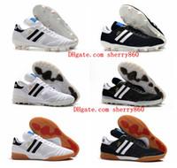mens kapalı futbol toptan satış-2019 erkek futbol ayakkabı Copa 70Y FG IN TF Çim futbol cleats dünya kupası futbol çizmeler IC kapalı Copa Mundial çizmeler ...