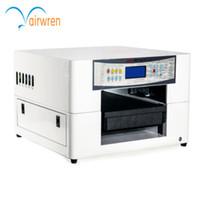 ingrosso stampante automatica-Stampante UV a 6 colori A3 automatica per la stampa di custodie per telefoni TPU
