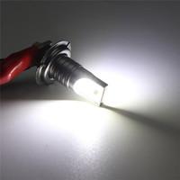 Wholesale 55w led headlight bulbs resale online - Txvso8 H7 W LM Car LED Headlights Bulb Fog Lamp IP68 Waterproof K White