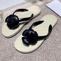 Wholesale tiger shower for sale - Group buy new Top Quality Designer woMen Summer Sandals Beach Slide Fashion Slippers Indoor Shoes Tiger Flowers Snake Size EUR
