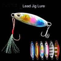 Wholesale 25g lures for sale - Group buy 1PC G G G G G G G Winter Ice Jigging Lure Lead Fish Fishing Lure Artificial Metal Jig Fishing Bait Slow Jig Pesca T191016