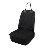 Wholesale truck carrier resale online - Oxford Waterproof Front Seat Cover for Cars Trucks and Suv Dog Car Seat Covers Washable Pet Cat Dog Carrier Mat for Travel
