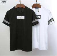 homme t-shirt acheter achat en gros de-2019 T-shirt à manches courtes pour hommes à la mode pour hommes, à la mode, taille m-xxxl -AAA, haute qualité, garantie de livraison gratuite, bienvenue chez buy-226
