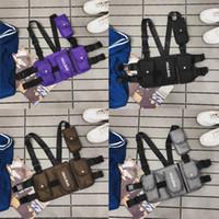 ingrosso attrezzi da rugby-Sacchetto della cassa Moda Tactical Gear regolabile spalla funzionale sacchetto di alta qualità Uomini pacchetto Vita Cassa Pacchetti EDC Vest Pouch migliori regali M287Y
