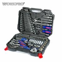Wholesale car spanners for sale - Group buy Tool Set Hand Tools for Car Repair Spanner Socket Set Professional Car Repair