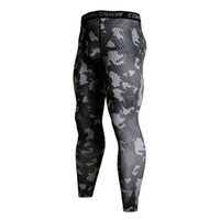 Compression Pants Running Tights Men Training Fitness Sports Leggings Gym Jogging Trousers Male Sportswear Crossfit Yoga Bottoms