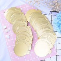 Wholesale cake boards for sale - Group buy 300pcs Round Cake Base Disposable Paper Coasters Practical Cupcake Board Portable Serve Bases For Cake High Quality