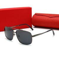Wholesale sunglasses mujer resale online - Men High Grade New High Quality Womens Sunglasses Design Sun Glasses Round Sunglasses Gafas De Sol Mujer Lunette Polarized Mens