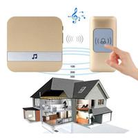 Wholesale waterproof doorbells for sale - Group buy Ultra long distance remote control doorbell waterproof foreign trade new electronic smart home manufacturers wireless doorbell