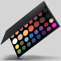 ingrosso palette di artisti-Occhio di bellezza Alta qualità! James Charles Palette Eyeshadow Makeup 39 colori Eyeshadow Inner Artist Ombretto Pallete DHL libero