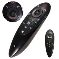 akıllı tv aksesuarları toptan satış-Doitop Evrensel Sihirli Değiştirme Uzaktan Kumanda Kontrolörü Tv Aksesuarları Için Lg 3d Akıllı Tv An-mr500g An-mr500 Mbm63935937 J190523