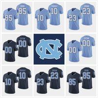 d58488291 carolina football jerseys Canada - Custom NCAA North Carolina Tar Heels UNC  10 Trubisky #23
