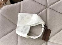 bufanda de la venda de los deportes al por mayor-Turbante de seda elástica Cinta de cabeza para las mujeres más nuevas cintas para el pelo Marca 100% seda blanca Yoga Deporte bufanda Las vendas Retro Girl headwraps