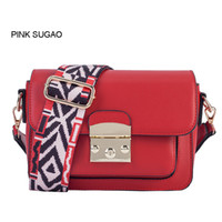 607d10ccff2b Pink sugao designer women shoulder bags luxury famous brand messenger bag  high quality crossbody bags leather factory outlet handbag 2 color