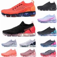 serin beyaz spor ayakkabıları toptan satış-2.0 Yeni Koşu ayakkabıları Erkek Üçlü Beyaz Siyah Serin Gri TPU Eğitmenler Moda Tasarımcısı Eğitmenler Spor Sneakers 36-45