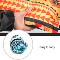 Wholesale inflatable cushions travel for sale - Group buy NEW Outdoor Ethnic Wind Automatic Inflatable Pillow Suitable For Travel Camping Hiking Riding Fishing Portable Air Cushion